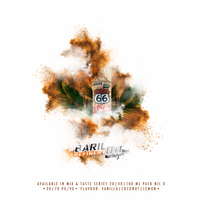 BARIL OIL REFINERY  66