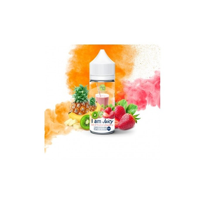 JUICY BAR- MIX OF FRUITS AND STRAWBERRY-50 ML