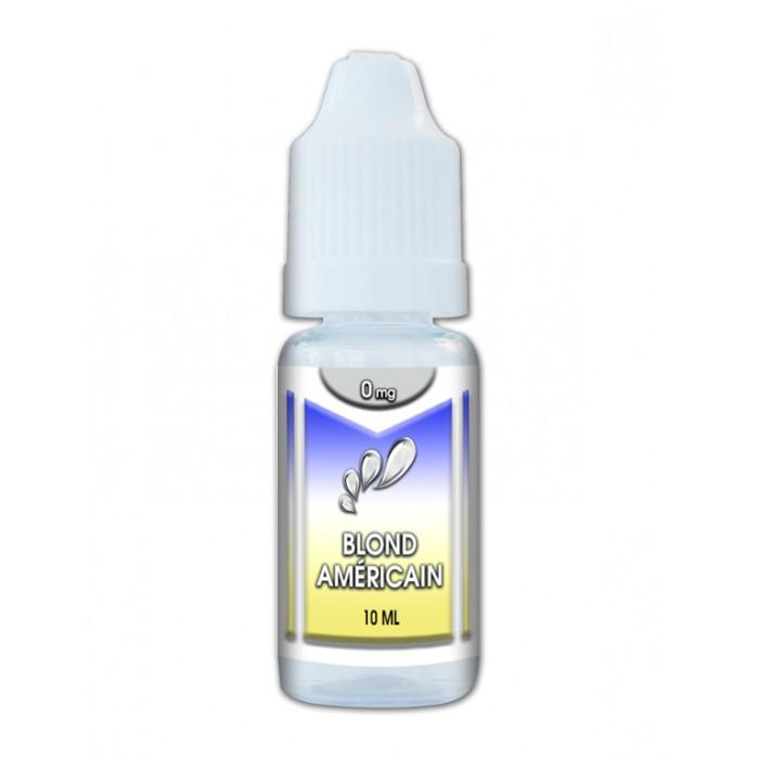 Tabac Blond Américain 50/50-10 ml
