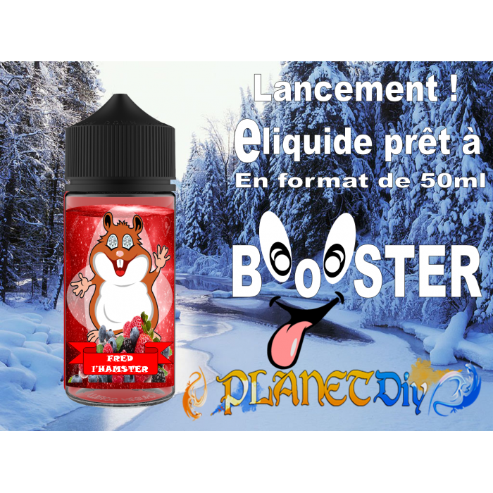 FRED L'HAMSTER 50 ML