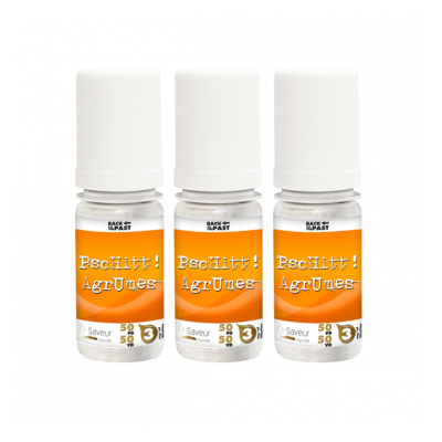 PSCHITT AGRUMES 3x10 ml