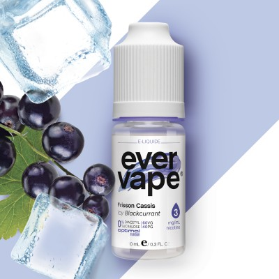 ever vape- Citron Mélisse