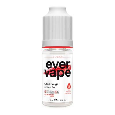 ever vape- Glace Rouge 10 ml