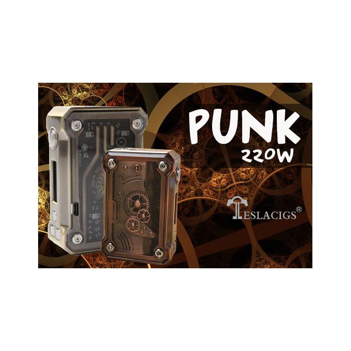 Box Punk 220W - Tesla
