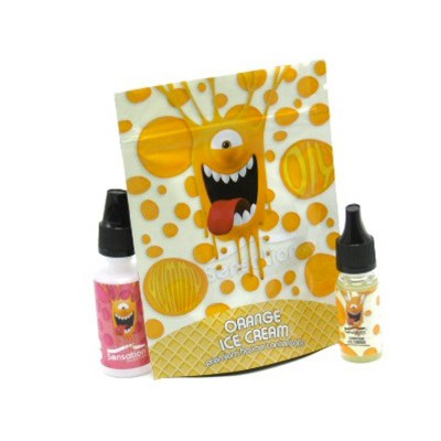 Concentré Orange Icecream - Sensation Malaysian 10 ml