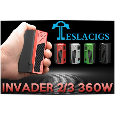 Box Invader 2/3 de Tesla