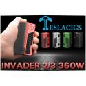 Box Invader 2/3 de Tesla