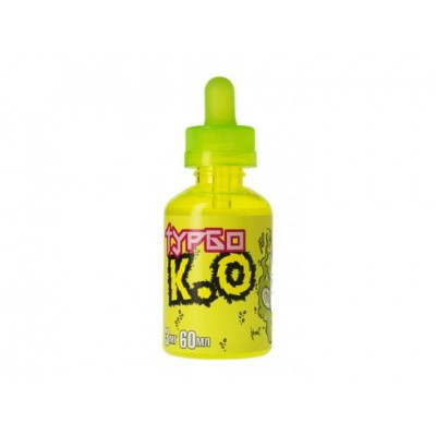 K.O. 0mg - Turbo 50 ml