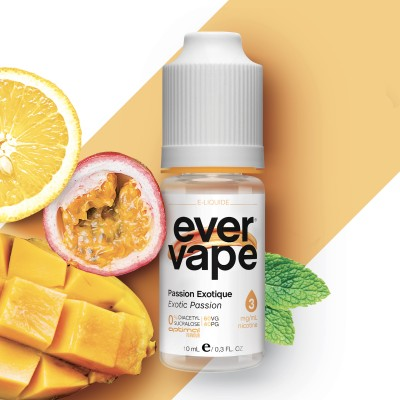 ever vape- Passion Exotique 10 ml