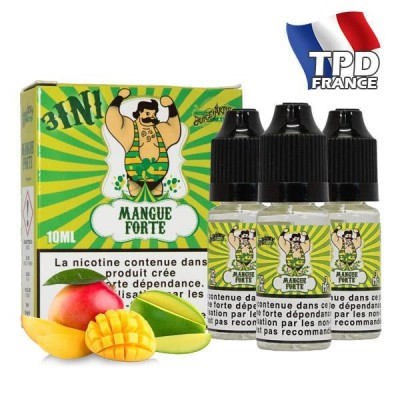 Mangue Forte (3x10ML) de Juice Artisan