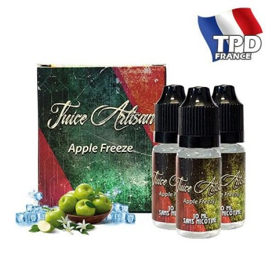 Apple Freezie (3x10ML) de Juice Artisan