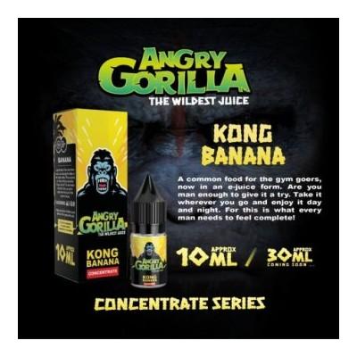 Concentré Kong Banana- Angry Gorilla 10ml