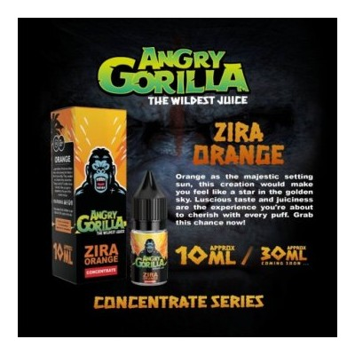 Concentré Zira Orange - Angry Gorilla 10ml