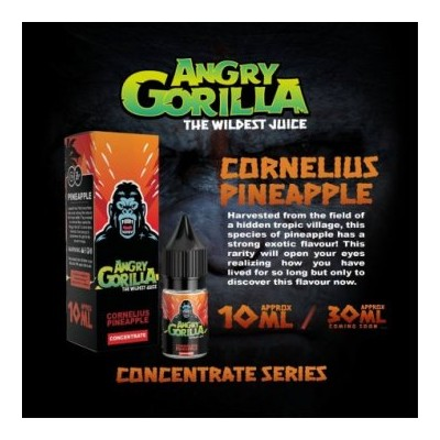 Concentré Cornelius Pineapple - Angry Gorilla 10ml
