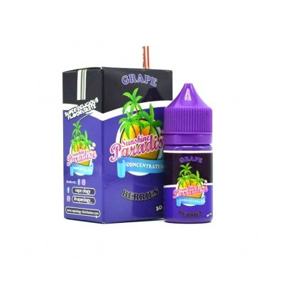 Concentré Grape Berries-Sunshine Paradise- 30ml
