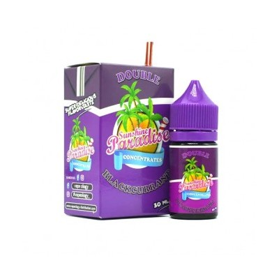Concentré Double Blackcurrant-Sunshine Paradise- 30ml