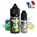 Ice Lemonade PMJ V2 - Empire Brew 25ML + Booster 5ML