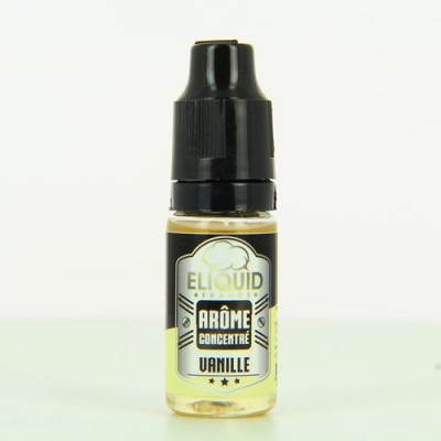 Arôme concentré Vanille - Eliquid France - Eliquid France-10 ml