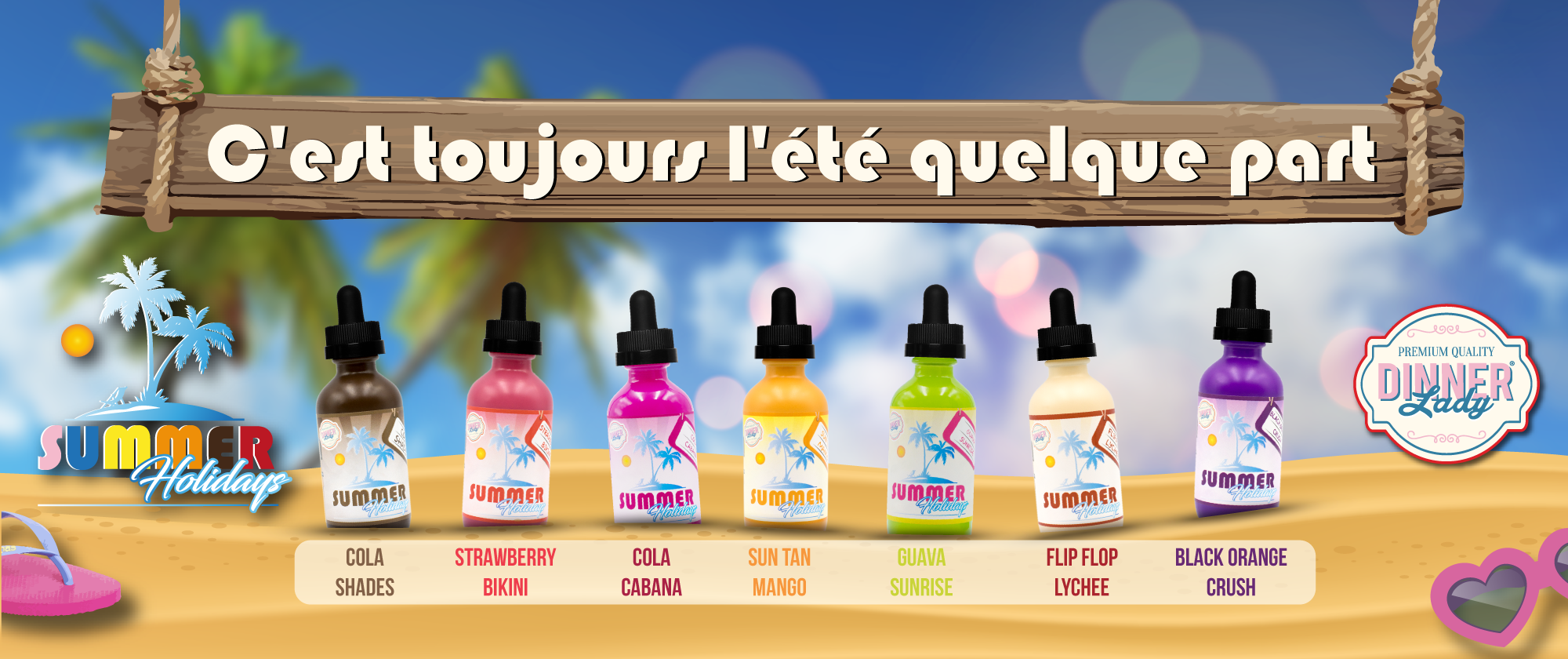 SUMMER HOLIDAYS 50 ML